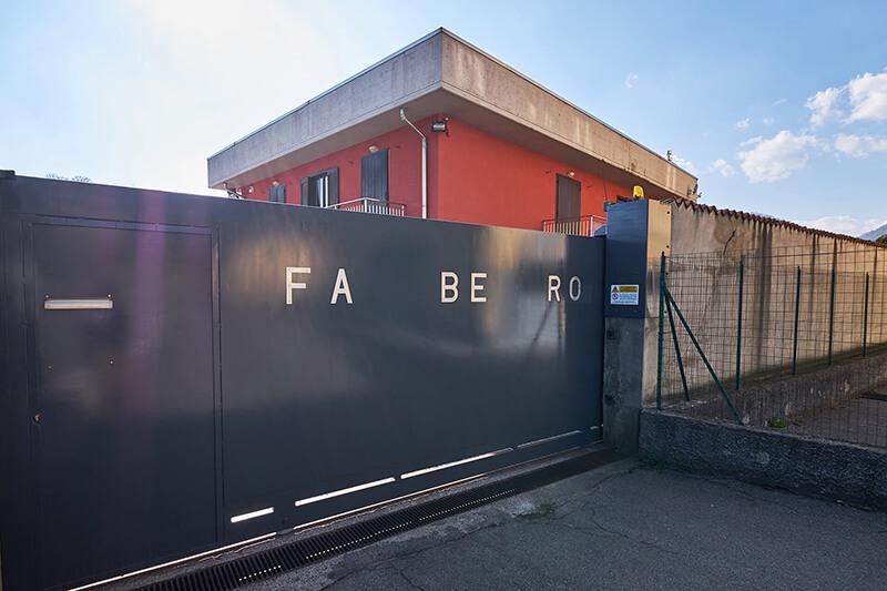 FABERO - Outside the company