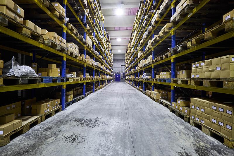 FABERO - Warehouse