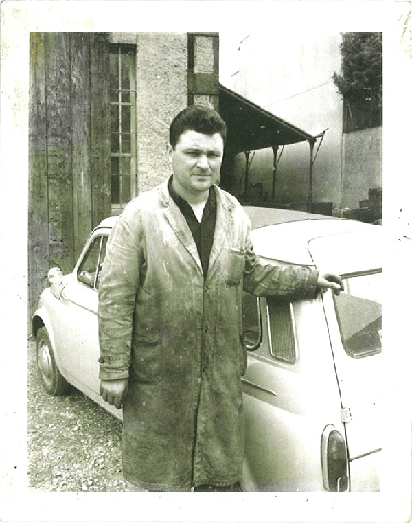 Severino Solagna - FABERO's founder